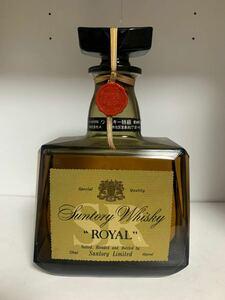 サントリーローヤル 特級 SUNTORY 古酒 ROYAL