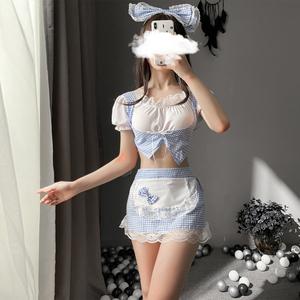 コスプレ衣装 ハロウィン 仮装 メイド服 コスチューム ベビードール セクシーランジェリー セット 可愛い 部屋着