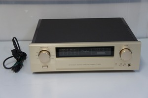 Accuphase アキュフェーズ コントロールアンプ プリアンプ C-2420 AD-2820搭載 元箱付き □XXB2-07117St