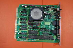 PC98 Cバス用 インターフェースボード 明細不明 FM音源ボード? TN-F1G 動作未確認 ジャンク扱いにて K-039