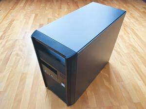デスクトップ Core i7-7700 DDR3 16GB SSD 256GB HDD 1TB Windows10 HOME 21H1 ゲーム テレワークなど 即決 送料無料