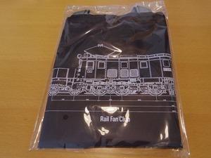 【送料込】EF53形(Rail Fan Club)トラベルトートバッグ