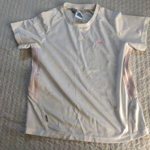 adidas 半袖Tシャツ メッシュTシャツ 半袖 スポーツウェア ヨガウェア ランニングウェア