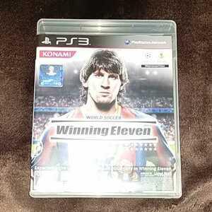 PS3『ワールドサッカー ウイニングイレブン 2011』(プレステ3)