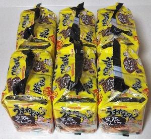■送料無料■ハウス 黒豚とんこつ 鹿児島焦がしねぎ風味 うまかっちゃん 30食分 ラーメン ■