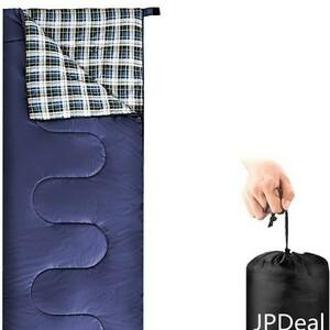 新品 寝袋 シュラフ シュラフカバー スリーピングバッグ 封筒型 210T防水
