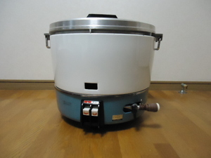 リンナイ 30号 ガス炊飯器 LPG