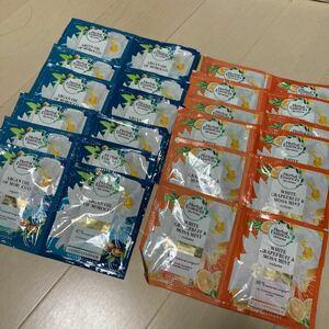 ハーバルエッセンス シャンプー&コンディショナー 12袋♪