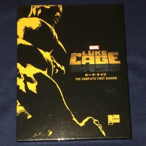 MARVEL マーベル ルーク・ケイジ シーズン1 Blu-ray COMPLETE BOX