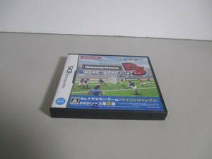 DS ワールドサッカー ウイニングイレブン DS -GOAL×GOAL!-