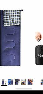 寝袋 シュラフ シュラフカバー スリーピングバッグ 封筒型 210T防水 保温 軽量 コンパクト キャンプ アウトドア 登山 防災