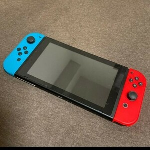 Nintendo Switch JOY-CON(L) ネオンブルー/(R) ネオンレッド Switch本体