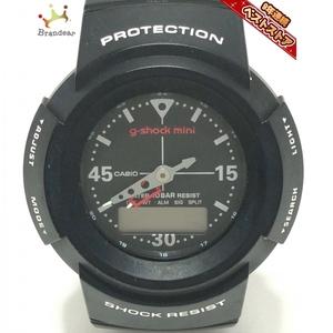 CASIO(カシオ) 腕時計 g-shock mini GMN-50 レディース 黒