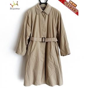 バーニーズ BARNEYSNEWYORK サイズ40 M - ベージュ レディース 長袖/冬 コート