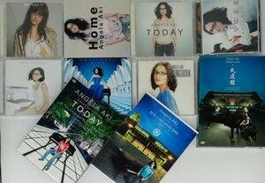 【アンジェラ・アキ】 アルバム CD DVD まとめて 10枚セット