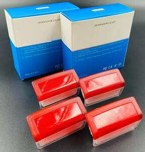 ベンツ w212 後期 カーテシーライト 4個 ドアランプ メルセデス W212A0028201901 純正品【外箱は別物です・動作確認済み・1000円~】