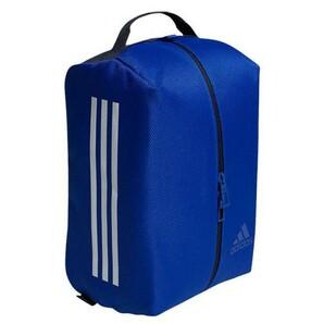 adidas アディダス シューズケース シューズバッグ ブルー 青 ロイヤルブルー