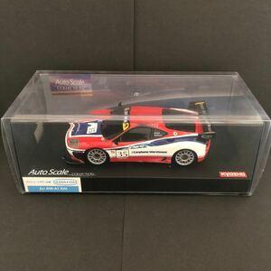 京商ミニッツ フェラーリ360GTC Scuderia Ecosse