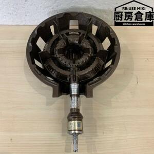 【未使用品】鋳物コンロ TS-540 LPガス用