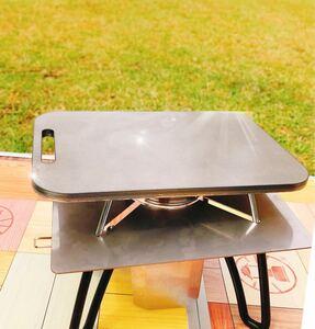 鉄板/メスティン ラージ/単品 DAISO トランギア メスティン