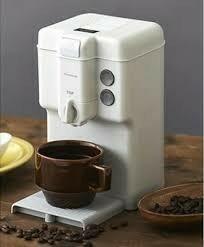 Pieria CMU-501即購入OK コーヒーメーカー 全自動