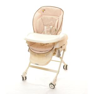 ○357357 Combi コンビ ハイローチェア エコアクト ルシエス オートスウィング 子供椅子 ベビーチェア ベビー椅子 電動