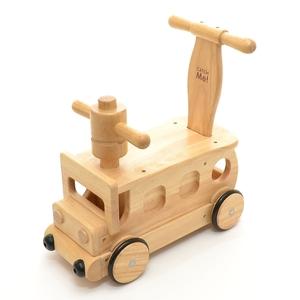 ○404481 森の贈り物 木's乗用ブーブー 9620 サイズ幅21×奥行39×高さ38cm 乗用玩具 乗り物 車 木の玩具