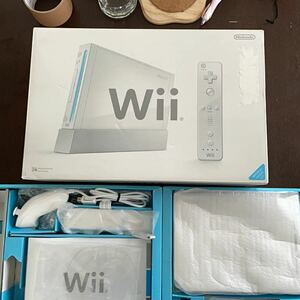 Nintendo Wii ニンテンドー シロ