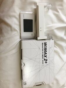 Wi-Fi wx05 クレードル ルーター
