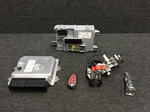 [7427] Alpha Romeo 95514P*MiTo original engine computer -* fuse box * key * cylinder