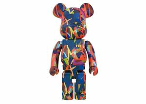 Kaws BE@RBRICK 1000% ベアブリック TOKYO FIRST