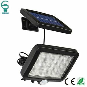 LED 屋外 ソーラー ウォール ライト センサー ソーラー ランプ 防水 赤外線 センサー ガーデンライト