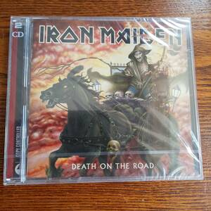 IRON MAIDEN / DEATH ON THE ROAD 新品未開封送料込み