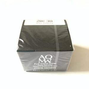 新品 ◆COSME DECORTE (コスメデコルテ) AQMW アイグロウジェム BE382 (アイカラー)◆