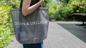 DEAN&DELUCA メッシュトートバッグ Lサイズ