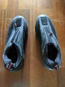 チャック式 スニーカー 介護靴 28.0cm