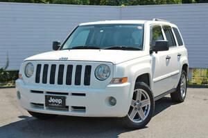 Jeep/パトリオット/ジープ/MK74/リミテッド/平成20年/レザーシート/シートヒーター/ナビ/バックカメラ/ETC/現状販売特別価格/現車確認歓迎