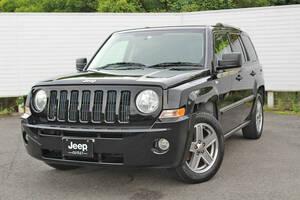 Jeep/パトリオット/MK74/ジープ/リミテッド/4WD/平成19年/サンルーフ/レザーシート/シートヒーター/ETC/現状販売特別価格/現車確認歓迎