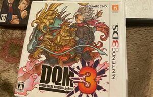 ドラゴンクエストモンスターズジョーカー3 3DSソフト DQM3 Nintendo 3DS 3DS ニンテンドー3DS