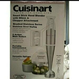 【お値下げ】Cuisinart ハンドブレンダー