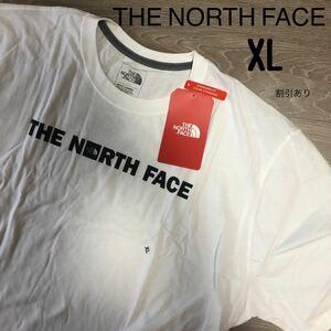 THE NORTH FACE ボックスロゴTシャツ プリントTシャツ ロゴTシャツ 半袖Tシャツ