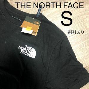THE NORTH FACE 半袖Tシャツ Half DOME COTTON Logo ビッグロゴ