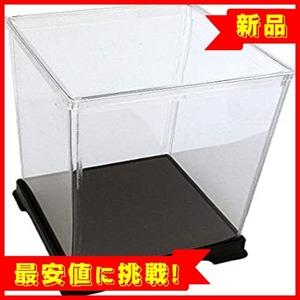 [Наименьшее время! Прозрачные 1515 серии горизонтальная ширина 15 × глубина 15 × высота 24 (см) восьмиугольник Прозрачный пластиковый корпус шириной 15 &