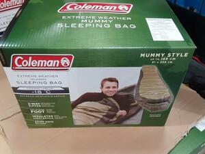 Coleman 寝袋 EXTREME WHEATHER MUMMY