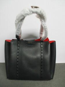 P28/bonia ボニア 牛革 レディースバッグ 鞄 かばん レザーバッグ ハンドバッグ 手提げ トートバッグ 未使用品 定価73000円