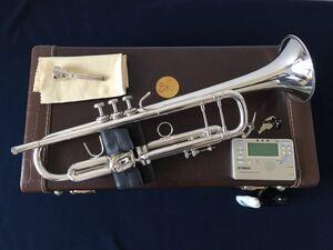 [ rental 1 months ] Vincent Bach trumpet promo Dell [Stradivarius180ML37GBSP]