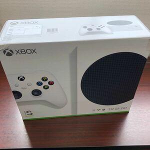 Xbox Series 512GB 新品未開封 最終値下げ 外箱スレや汚れへこみあり