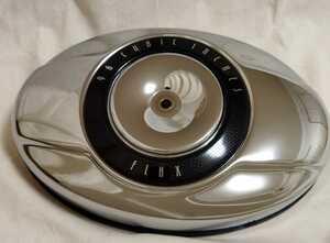 送料無料 即決有 新車外し 美品 ハーレー 純正 エアクリーナーカバー 2009 FLHX 96ci 1580cc ストリートグライド STREET GLIDE Genuine希少