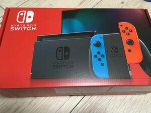 新品 Nintendo Switch ネオンカラー 本体 スイッチ