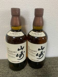 【新品未開封】サントリー ウイスキー 山崎